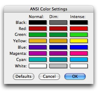 how to change setting to 286 colours